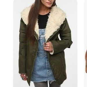Urban Outfitters Staring at Stars Convertible coat